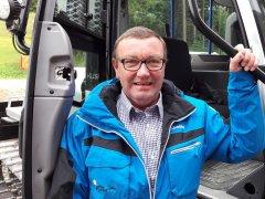 Günther Guschlabuer | Pistenraupenfahrer